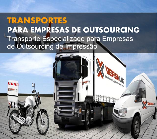 Transportes Para Empresas de Outsourcing